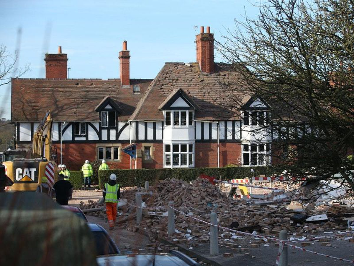 Wirral explosion