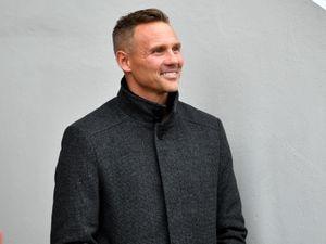 Walsall manager Matt Taylor..