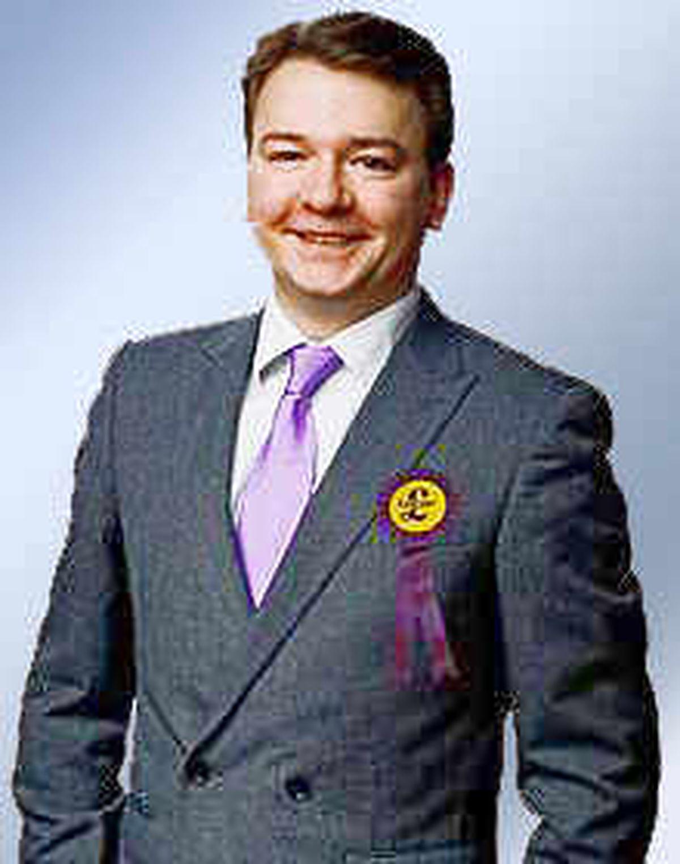 UKIP head of policy Tim Aker