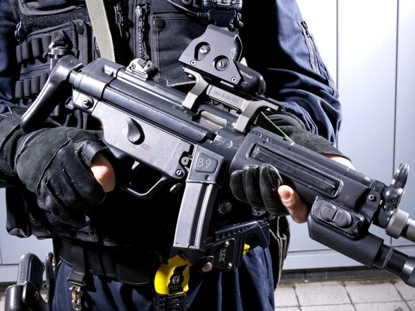 'Gun' turns out to be phone as armed police rush to Wednesbury 'hold-up'