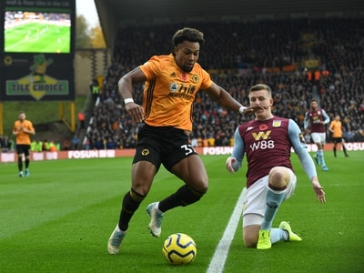 Wolves hopeful Adama Traore will be fit for Bournemouth clash