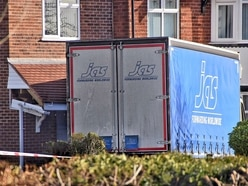 Lorry driver critically ill after crashing into Halesowen house