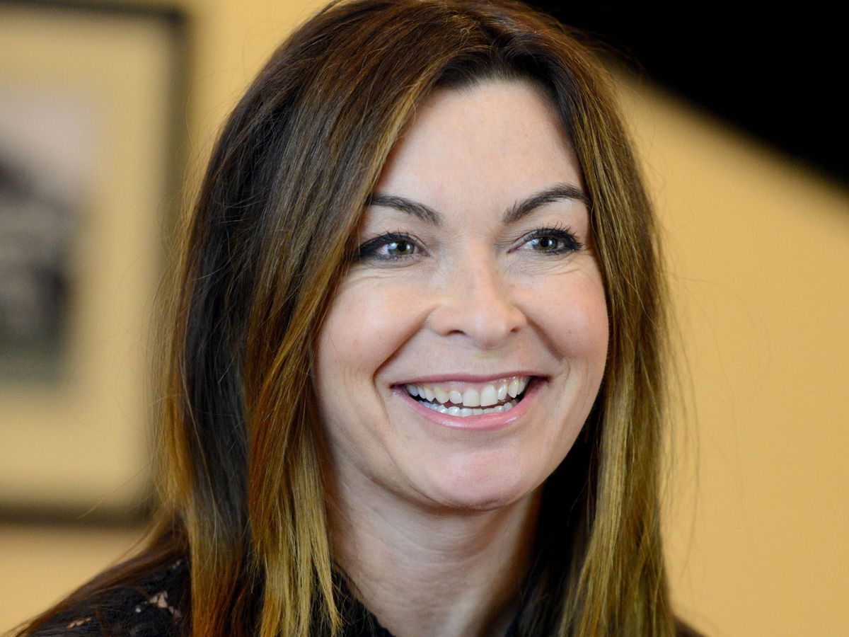 Celebrities submitting questions for the quiz include Wolverhampton's own Anita and Hugh Porter as well sports presenter Suzi Perry - pictured