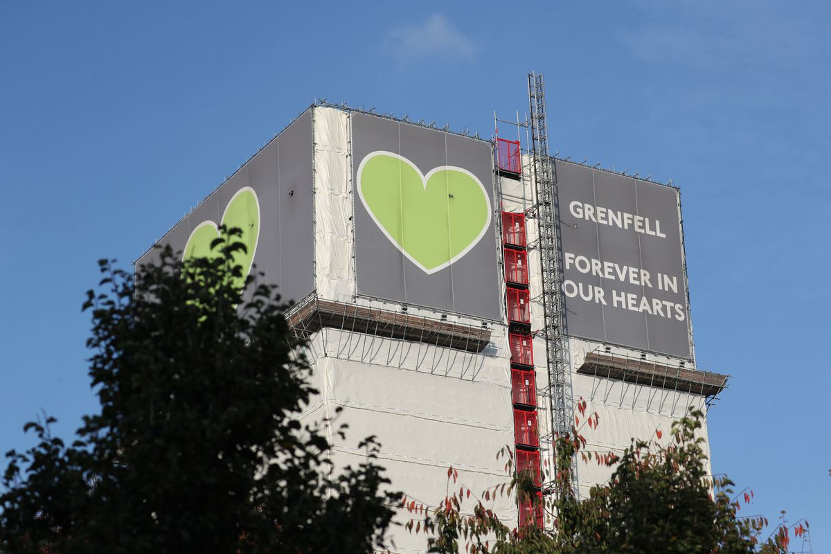 The Grenfell Tower