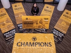 Charity auction sees items from Wolves Promotion Parade up for sale