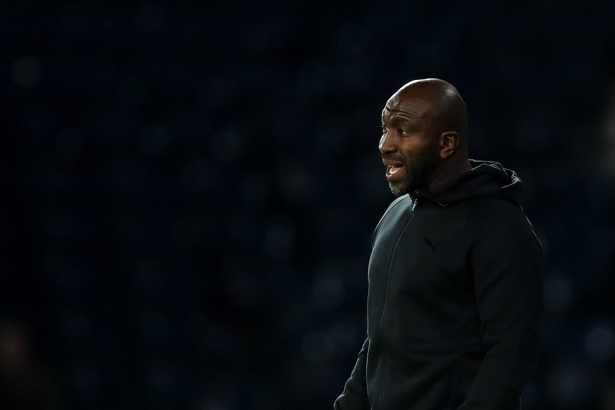 Darren Moore gave his thoughts on the win, and Oli Burke (AMA)