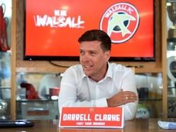 Darrell Clarke: It's a difficult start for Walsall