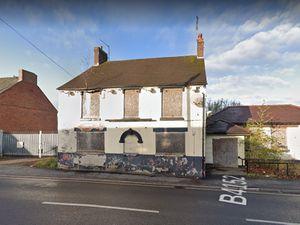 The former Wheel Inn in Lindon Road, Brownhills. Photo: Google Maps
