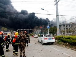 Death toll in China chemical plant explosion increases