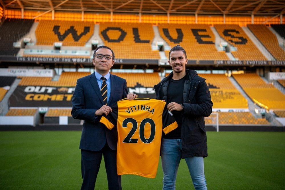 Wolves announce signing of Vitinha from Porto | Express & Star