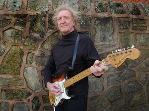 DUDLEY PIC / DAVID HAMILTON PIC / EXPRESS AND STAR PIC 6/5/21 Musician Kenny Craig, at Mill Bank, Sedgley..