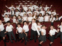 Young actors shine ahead of Nativity! The Musical in Wolverhampton