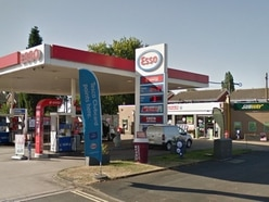 Petrol station worker stabbed for confronting non-paying driver