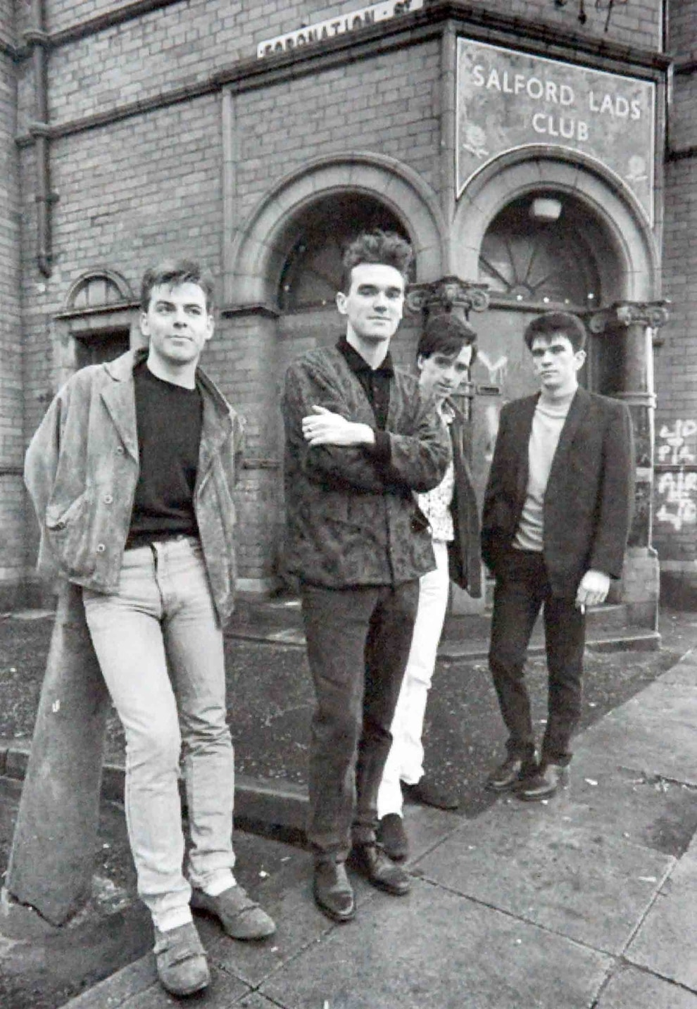 The Smiths Shirt Uk Indie Rock Band Screenprint Women By: The Smiths' Drummer Mike Joyce Coming To Wolverhampton