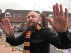 'It's beyond belief!' Wolves fans celebrate as Molineux promotion party gets going - VIDEO