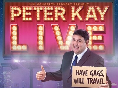 Peter Kay cancels upcoming tour - including Birmingham date - due to 'unforseen family circumstances'