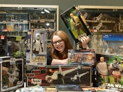 Star Wars auction is just out of this world - with video