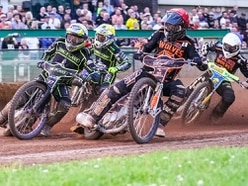 Wolves speedway fixture postponed due to weather