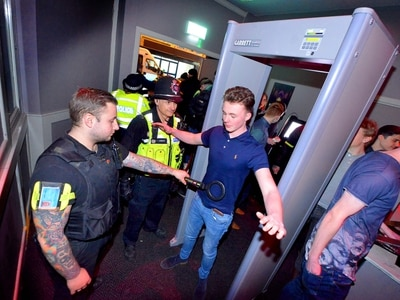 Knife arches at Walsall venues this Christmas after fatal stabbing