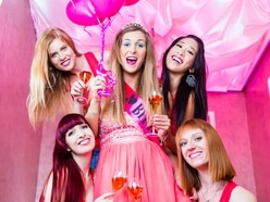 Wedding: It's a ladies' night