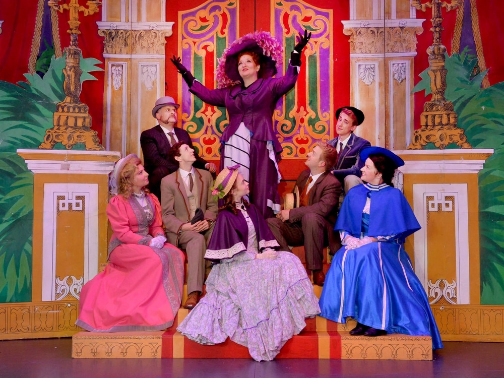 Curtain up on Hello, Dolly! at Wolverhampton Grand Theatre