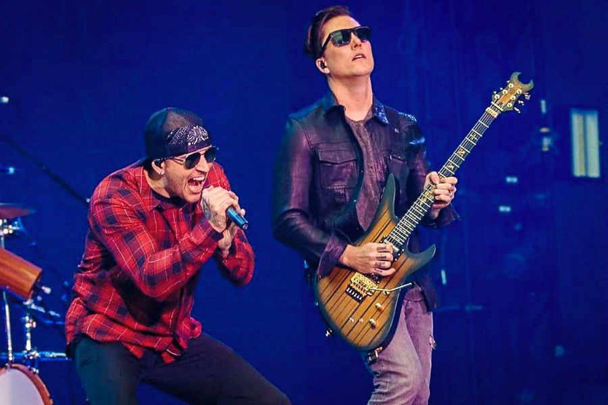 Avenged Sevenfold's Matt 'M' Shadows talks ahead of Birmingham show