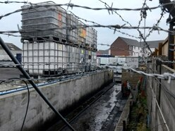 Homes built by toxic waste site set to be filled with families