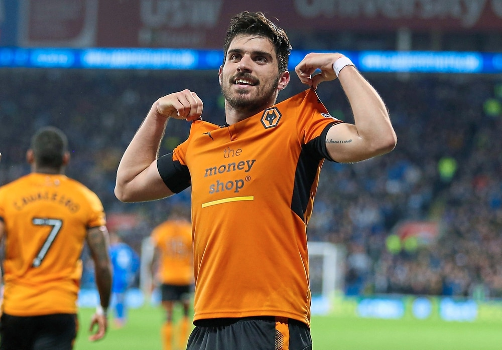 Wolves 2 Derby County 0: Neves screamer puts leaders on the brink