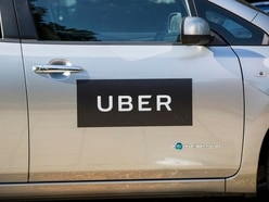 British pair escape after Uber car plunges into sea in Cannes