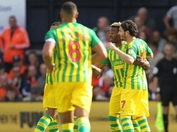 Luton Town 1 West Brom 2 - Report and pictures