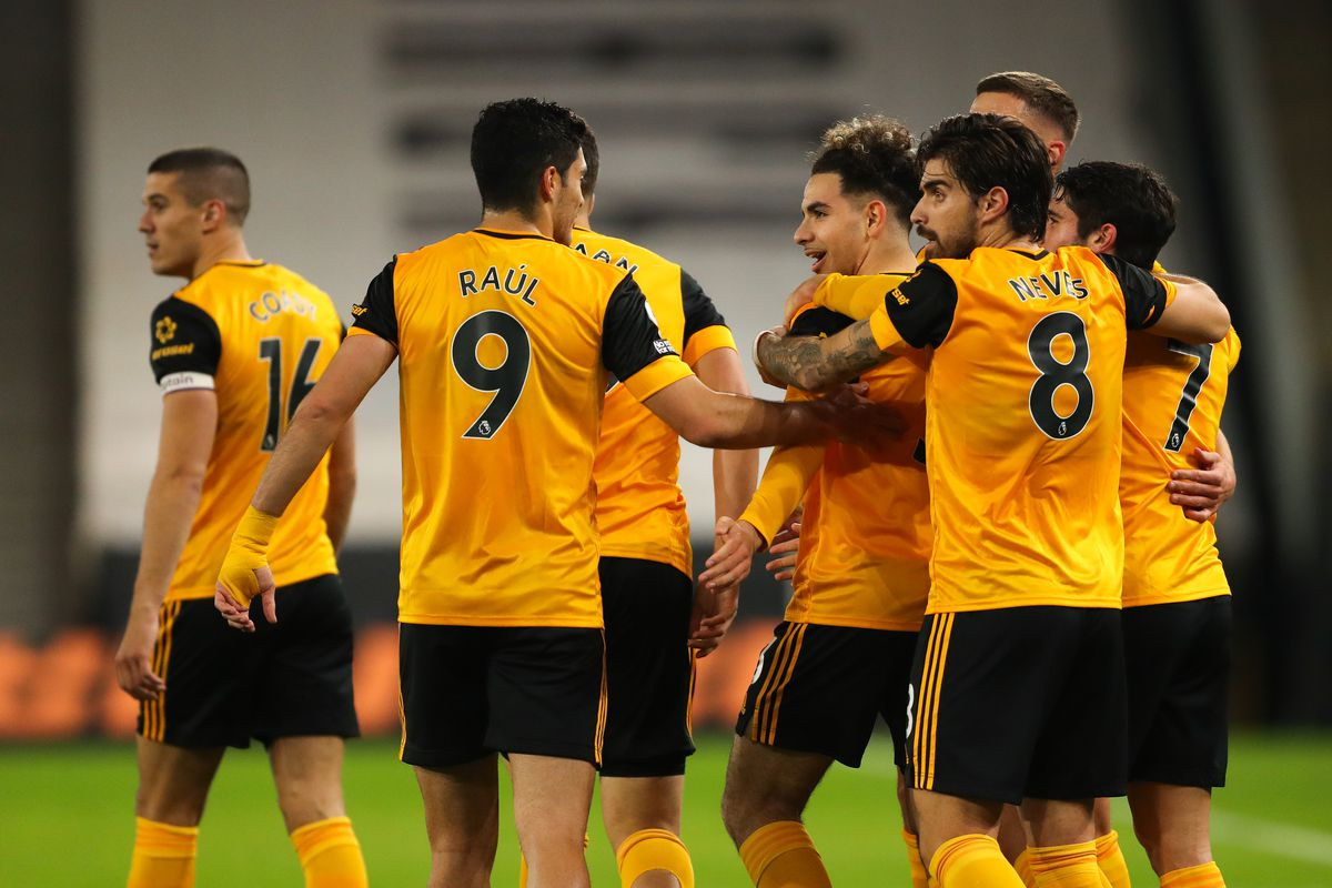 Wolves 2 Crystal Palace 0 - Report and pictures | Express & Star