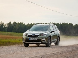 First drive: The Subaru Forester remains a rugged and dependable family SUV