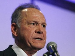 Republican Roy Moore fights sex scandal with help of homophobic supporters