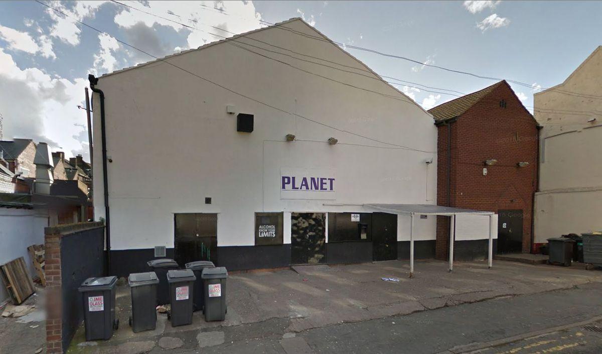 The Planet Nightclub on Westbury Street