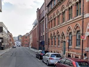 Vittoria Street, where Pavo Nightclub is located. Photo: Google