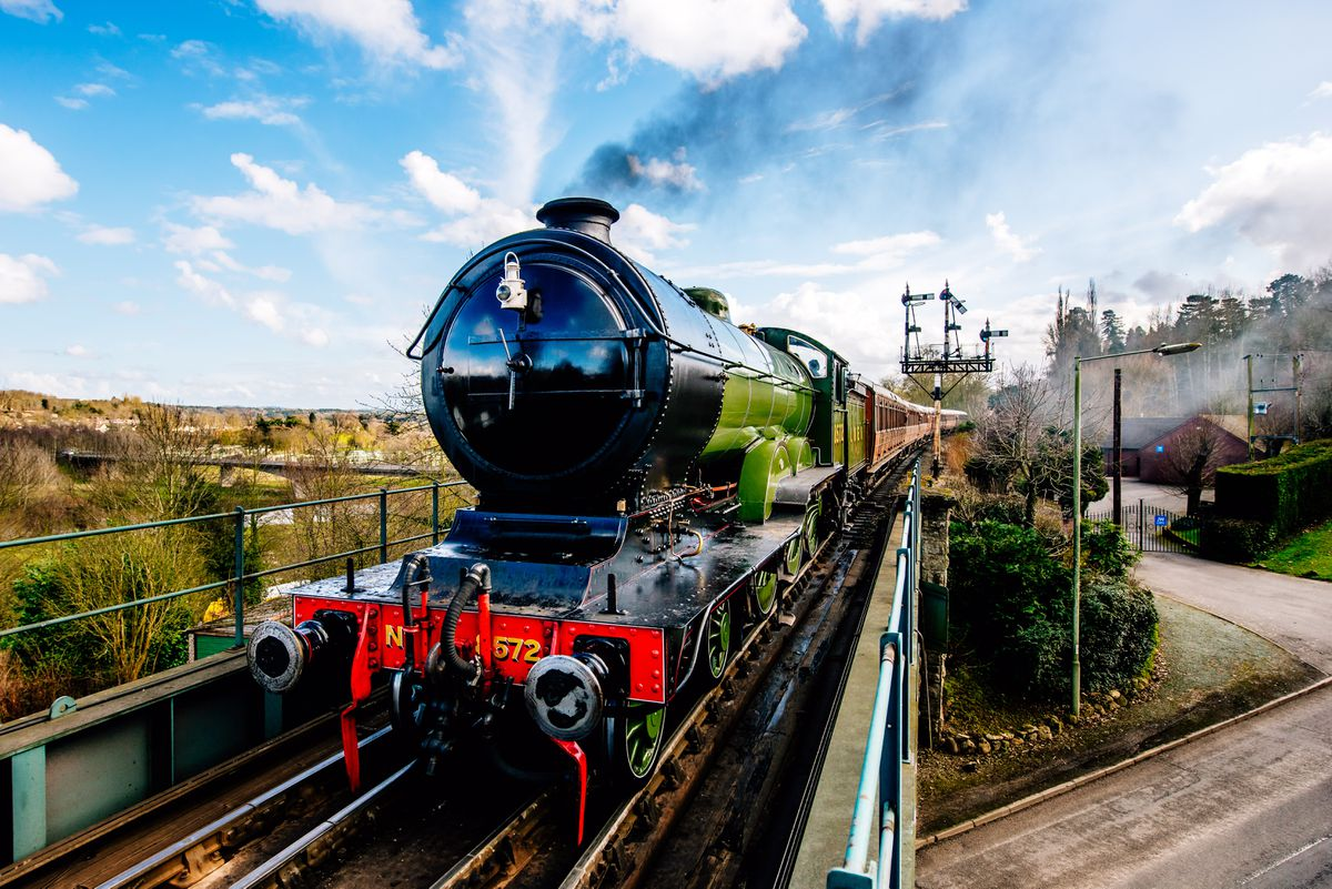 Severn Valley Railway will reopen on August 1