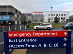 Two 12-hour waits for A&E patients at New Cross Hospital