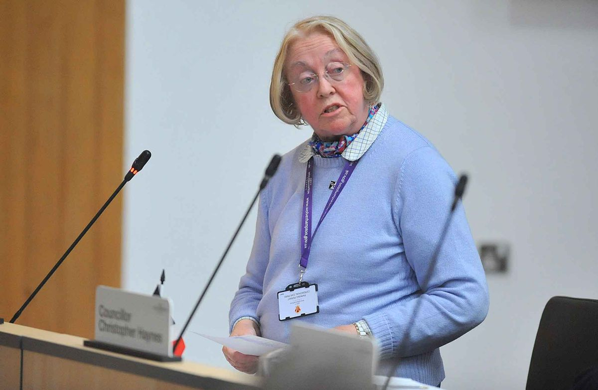 Councillor Wendy Thompson is to continue in her role as Conservative group leader