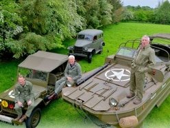 Military vehicle buffs to join D-Day parades - with video