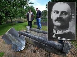 £3k raised to restore grave of Victoria Cross war hero
