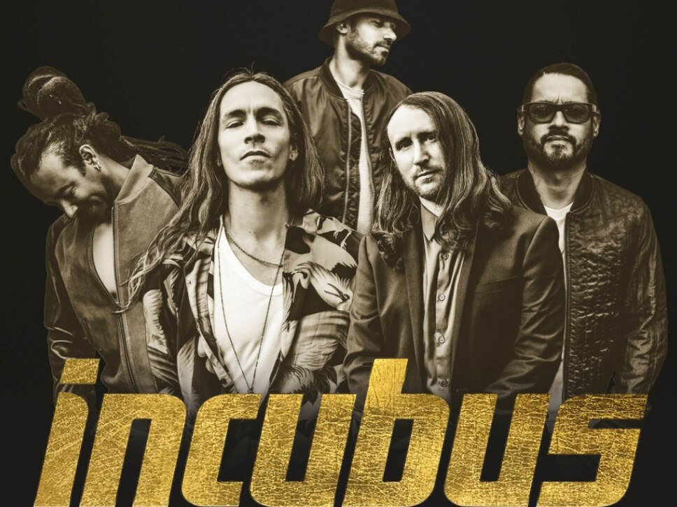 Incubus to play Birmingham