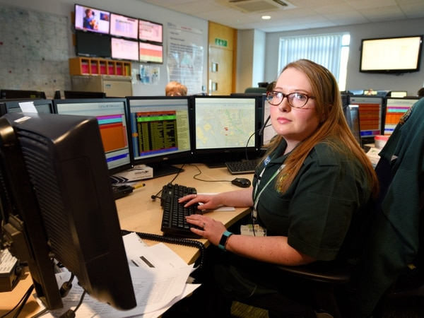 What's your emergency? Life as a 999 operator