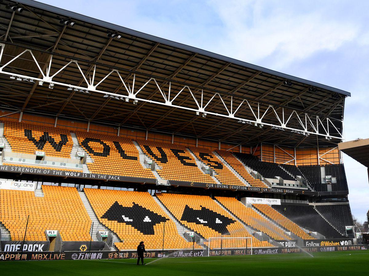 Molineux the home stadium of Wolverhampton Wanderers (AMA)