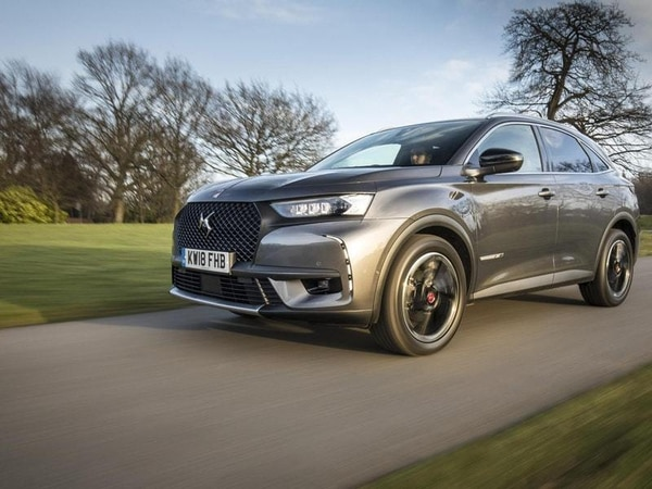 UK Drive: The DS7 Crossback packs head-turning styling, but what else can it offer?