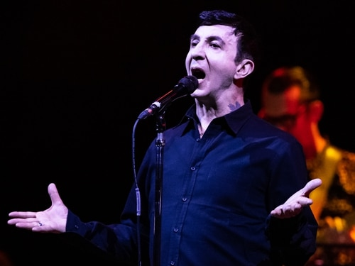 Marc Almond, Symphony Hall, Birmingham - review with pictures