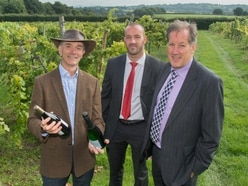 Family take over Worcestershire vineyard