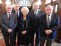 Five former Stafford councillors to become Honorary Aldermen