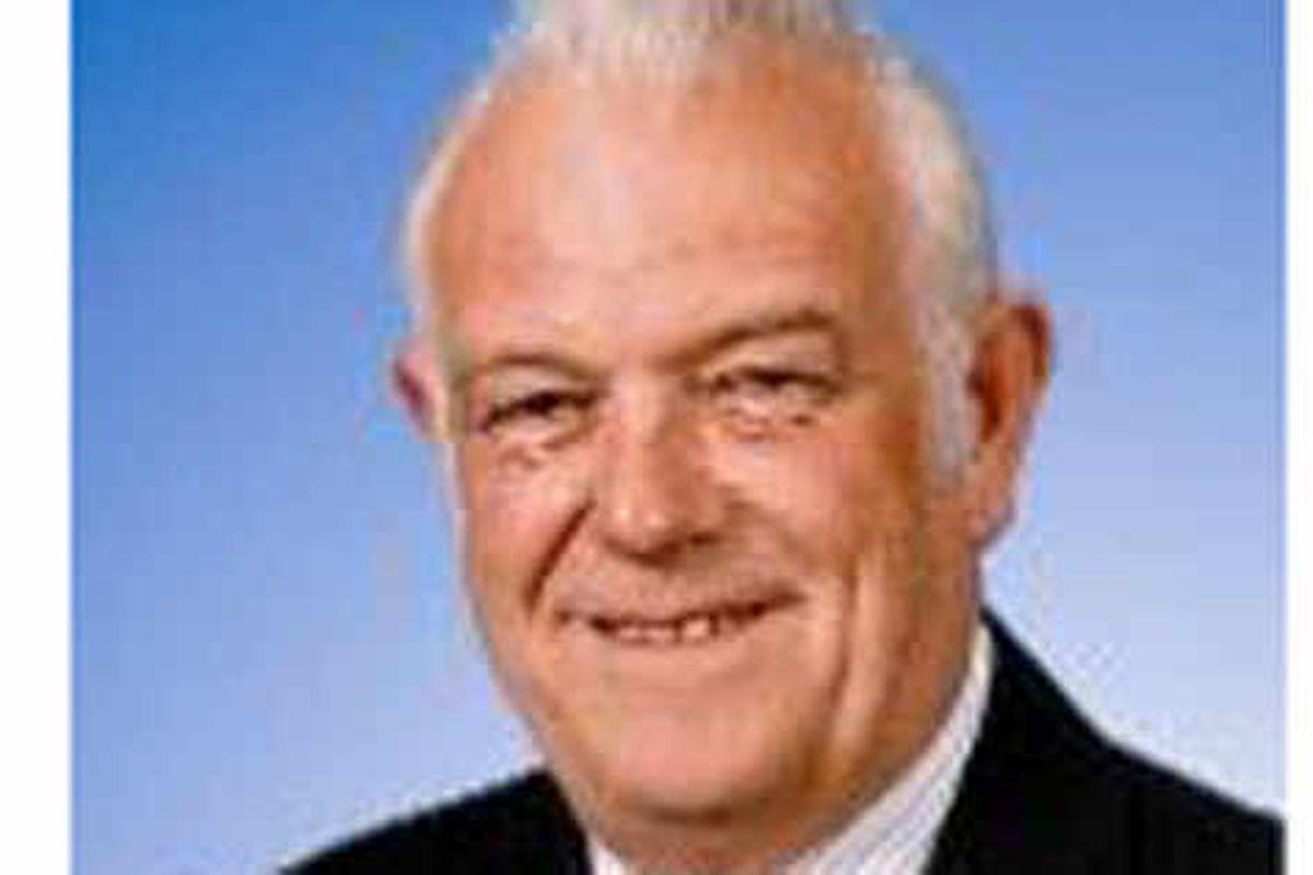 Shock death of Centro chief Angus Adams, 67