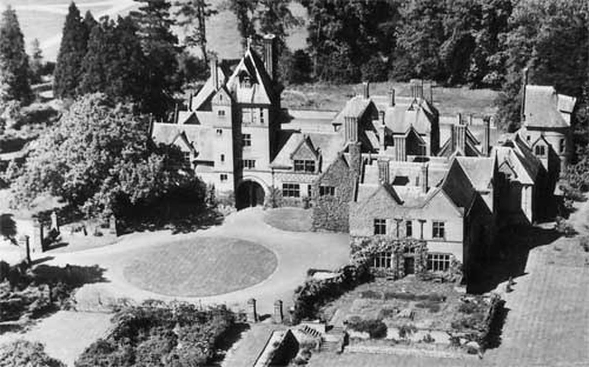 Lost - Cloverley Hall.