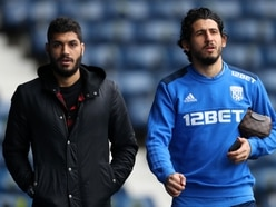 Ahmed Hegazi and Ali Gabr start for Egypt in opening World Cup game but Sam Morsy on the bench